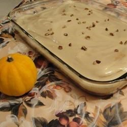 Made Me Love Pumpkin Cake Recipe