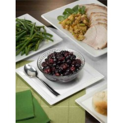 Festive Fresh Blueberry and Cranberry Relish