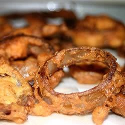 Photo of Spicy Onion Rings by LUNATERRA