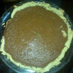 Image of Apple Butter Pumpkin Pie, AllRecipes