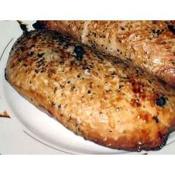 Marinated Turkey Breast