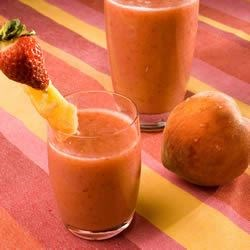 Basic Fruit Smoothie Recipe