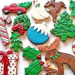 Spur Sugar Cookies Recipe