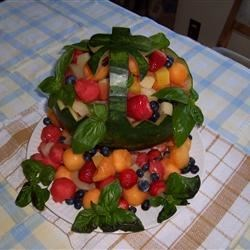 One of my fruit baskets