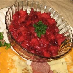 Killer Cranberry Chutney Recipe