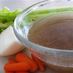 Photo of Awesome Turkey Giblet Stock by Stacy M. Polcyn