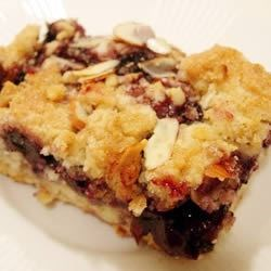 Blueberry Bars!
