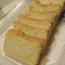 Image of Aunt Johnnie's Pound Cake, AllRecipes