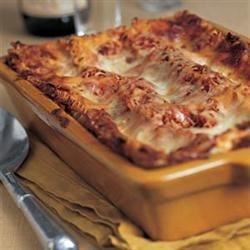 Photo of Luma's Beef and Veg Lasagna with Eggplant Sauce by Hana Q