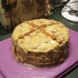 German Chocolate Cake II