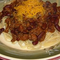 Ken's Texas Chili Recipe