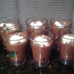 Blender Chocolate Mousse