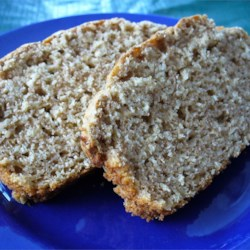 Oatmeal Whole Wheat Quick Bread Recipe