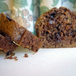 Chocolate Zucchini Bread I Recipe