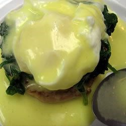Photo of Classic Hollandaise Sauce by Stoddard Whitridge