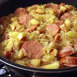 German Style Kielbasa Recipe