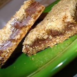 Becky's Oatmeal Carmelitas Recipe