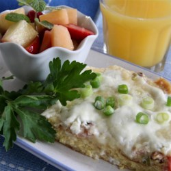 wine and cheese strata - Cheese Strata Recipes Brunch