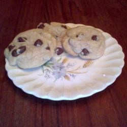 Guilty Chocolate Chip Cookies Recipe