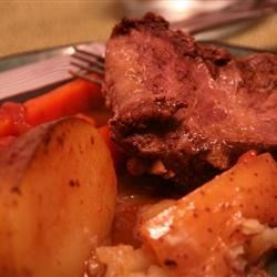 Pot Roast Caribe Recipe