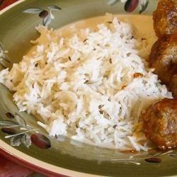 Jeera (Cumin) Rice