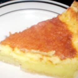 Bill Clinton's Lemon Chess Pie