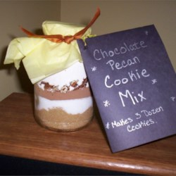 Cookie Mix in a Jar VI Recipe