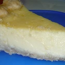 Restaurant Style Egg Custard Pie Recipe