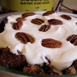 Grandma Bender's date pudding Recipe