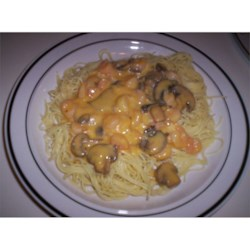 Image of Angel Shrimp Pasta, AllRecipes