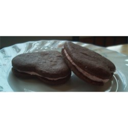 Emily's Famous Chocolate Shortbread Cookies