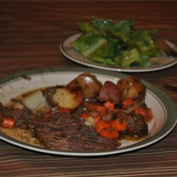 Image of Awesome Red Wine Pot Roast, AllRecipes