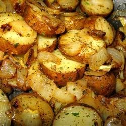Photo of Lyonnaise Potatoes by Michele O'Sullivan