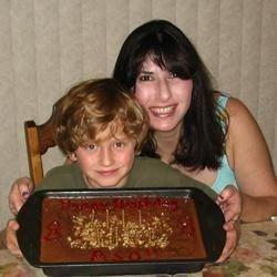 Grandson's 8th birthday cake.