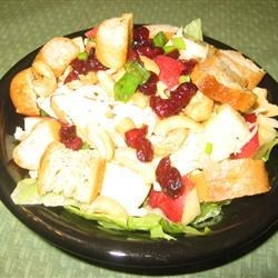 Winter Fruit Salad w/ Lemon Poppyseed Dressing (October 14, 2009)
