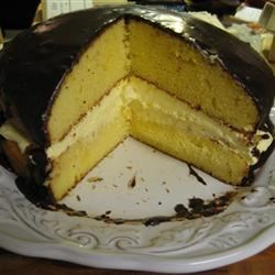 Kraft(R) Boston Cream Pie