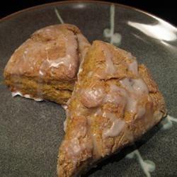 Photo of Pumpkin Spice Scones by Mmmmm...food!