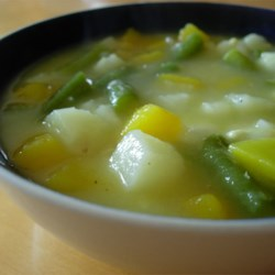 Three Sisters Soup Recipe