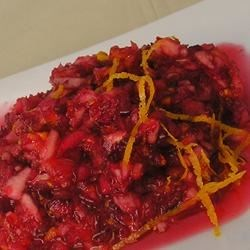 Apple Cranberry Relish Recipe
