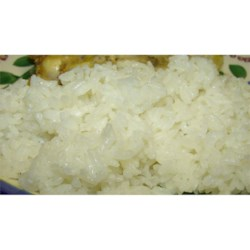 Puerto Rican Steamed Rice Recipe