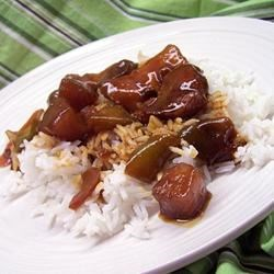 Photo of Slow Cooker Sweet and Tangy Chicken by Jan