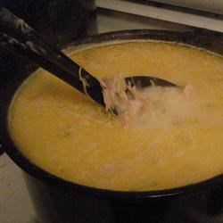 Photo of After-Thanksgiving Turkey Soup by Valorie  Walker