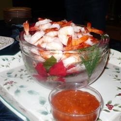 Photo of Special Spicy Seafood Sauce by Carolyn  Chapman