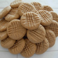 Joey's Peanut Butter Cookies