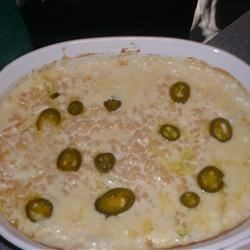 Cheesy Jalapeno Corn