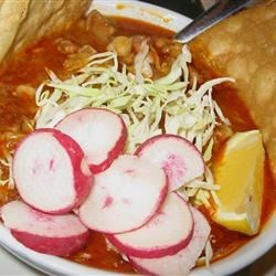 Photo of Mexican Posole Stew by MARBALET
