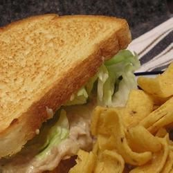 Simple Tuna Melt Recipe