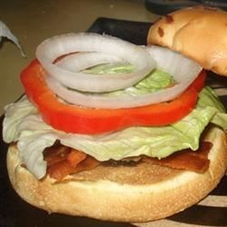 Photo of Bistro Onion Burgers by Campbell's Kitchen