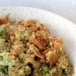 Photo of Broccoli and Cauliflower Casserole by BRIDG