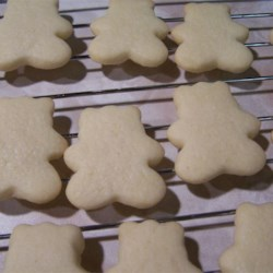 Mary's Sugar Cookies Recipe